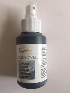 Powertex LiquidPower 0475 Black 100ml