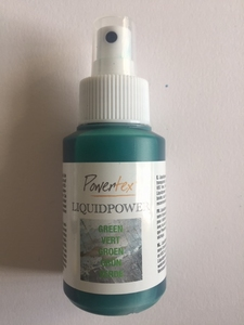 Powertex Liquidpower 0472 Groen 100ml