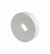 Cirkel 17,5cm. 4 cm dik met opening 5x5cm 0193