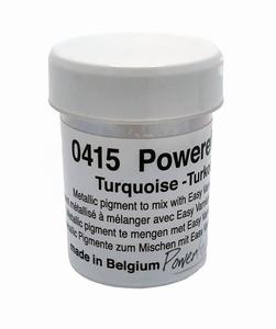 Powereffect 0415 Turquoise parelmoer effect pigment