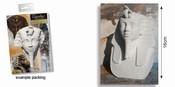 Powertex Egyptian collection 0033 Tut anch amon buste groot