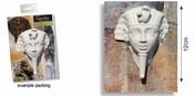 Powertex Egyptian collection 0034 Tut anch amon half (vlak)