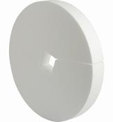 Styropor schijf 50cm 'molensteen'', dikte 4cm met gat