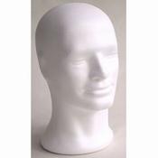 "Styropor hoofd ""budget'' man 28cm"