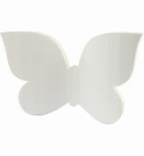 Styropor 3D Vlinder 25cm