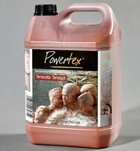 Powertex Terra Cotta 0075 grootverpakking