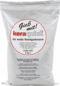 Keraquick snelgips wit art. 2160306  5 kilo