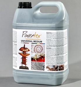 Powertex Lood 0055 grootverpakking can 5 liter