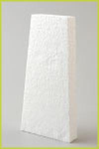 Styropor basis African Lady/Prince  16x8x2cm
