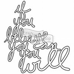 Stencil 12 inch. If you can .... TCW31239648  30x30cm