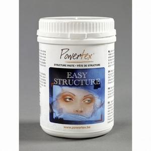 Powertex 0041 Easy Structure wit structuurpasta  1000gram