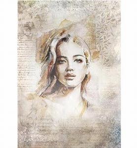 Powertex Silk Paper 0303 Portrait 1