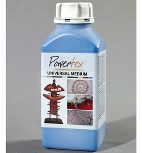 Powertex Blauw, Ultra Blue art. 0210 1 liter  1000ml