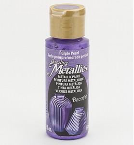 DA124 Dazzling Metallics Purple Pearl