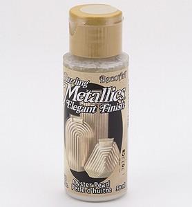 xDA203 Dazzling Metallics Oyster Pearl