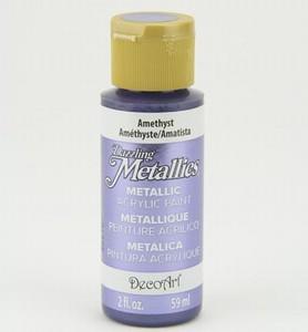 DA321 Dazzling Metallics Amethyst