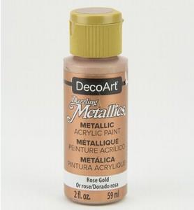 DA336 Dazzling Metallics Rose Gold