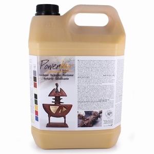 Powertex Geel, Yellow Ochre can 5 liter 0274  5 liter