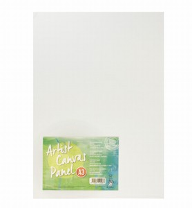 Canvas board A3-dikte 3mm BVC3020-90907  A3 (29,7x42cm)