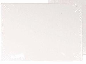 Canvas board A4-dikte 3mm BVC3020-90908  A4 (21x29,7cm)