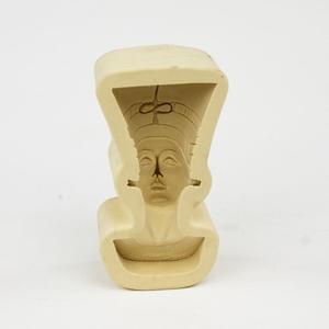 NIEUW Powertex siliconen mould 0505 Nefertiti