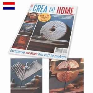 "Crea@Home 1 ""Molenstenen, Egyptian, African, Hindi"""