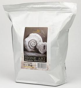 Powertex 0081 Stone Art poeder emmer 10liter  2,5kg/10liter