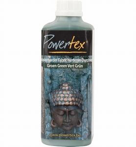 Powertex Groen 0140 fles 500ml