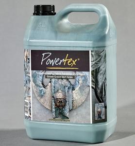 Powertex Groen can 5 liter 0142  5 liter