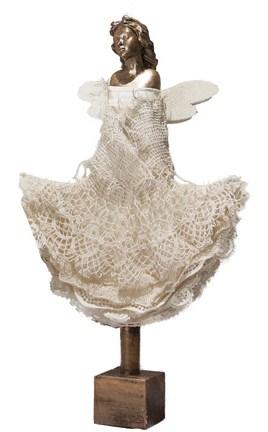 Styropor jurk/japon Marjani 30x28cm