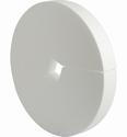 Styropor schijf 30cm 4 cm dik met gat 5x5cm