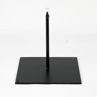 Powertex standaard metaal groot 31410-004 15x15cm