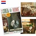Crea@Home nr.2 ''Het groene boek''