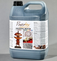 Powertex Zwart can 5 liter 0213 5 liter