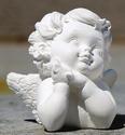 Angel Anael 11x10x9cm 0256