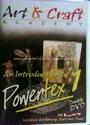 Powertex DVD 1 Basistechnieken 131 minuten dubbele DVD