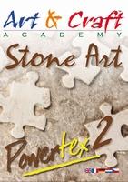 Powertex DVD 2 Stone Art technieken 70 minuten enkele DVD