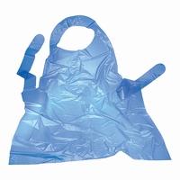 Wegwerpschorten Blauw pakje van 10 stuks 80 x 125cm