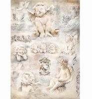 Powertex Silk Paper 0302 Angels