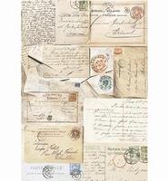 Powertex Silk Paper 0300 Postcards