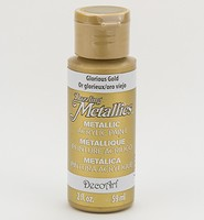 DA071 Dazzling Metallics Glorius Gold 59ml/2fl.oz.