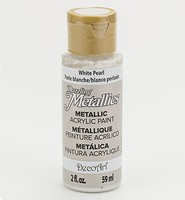 DA117 Dazzling Metallics White Pearl 59ml/2fl.oz.
