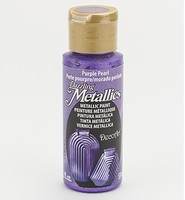 DA124 Dazzling Metallics Purple Pearl 59ml/2fl.oz.