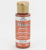 DA205 Dazzling Metallics Copper 59ml/2fl.oz.