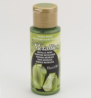 DA261 Dazzling Metallics Festive Green 59ml/2fl.oz.