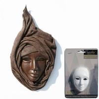 Powertex Venetiaans mini masker 0131 vol gezicht