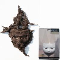 Powertex Venetiaans mini masker 0130 oogmasker