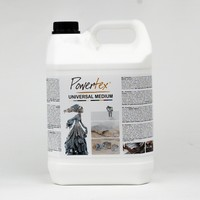 Powertex Wit 0413 grootverpakking can 5 liter