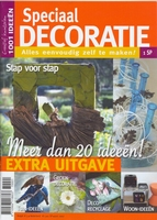 Speciaal decoratie Powertex