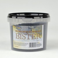 Powertex 0468 Bister poeder Brown (grootverpakking)